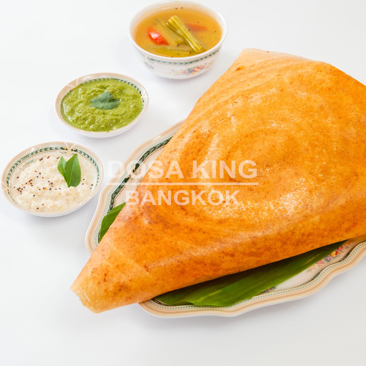 Dosa • DOSA KING • 100% Pure Indian Vegetarian